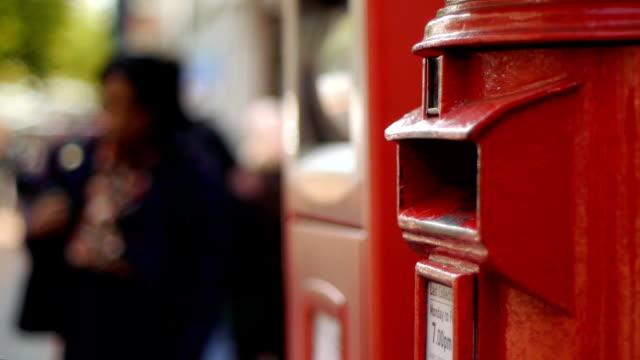UK Pillar Box video