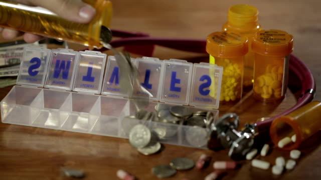 Pílulas & dinheiro - vídeo