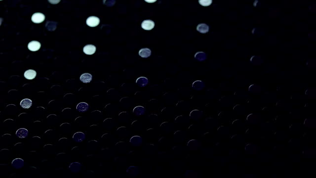 Pimply background Black pimply surface. Useful as abstract background. grooved stock videos & royalty-free footage