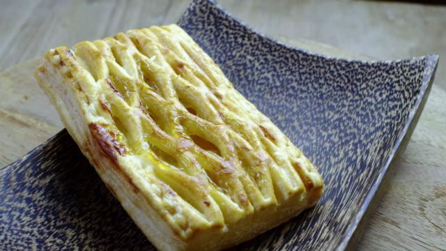 Pineapple pie dessert