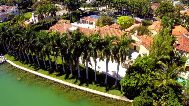 Pinetree Drive Miami Beach mansions video