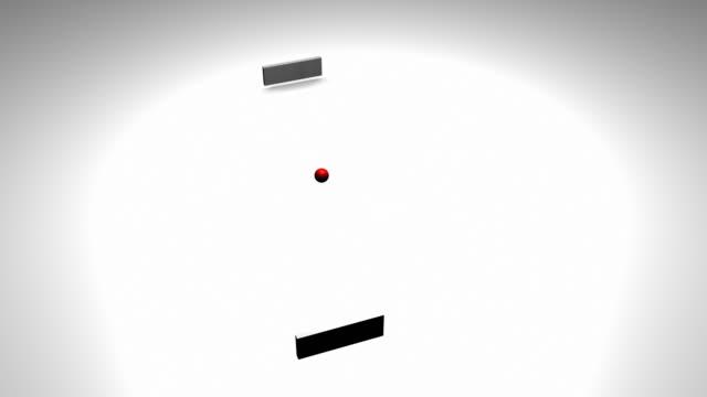3D Ping Pong video
