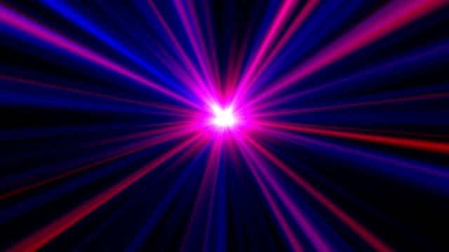 Pink & Blue Plasma Blast, HD video
