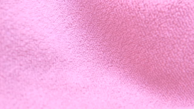 Bидео pink cloth texture background