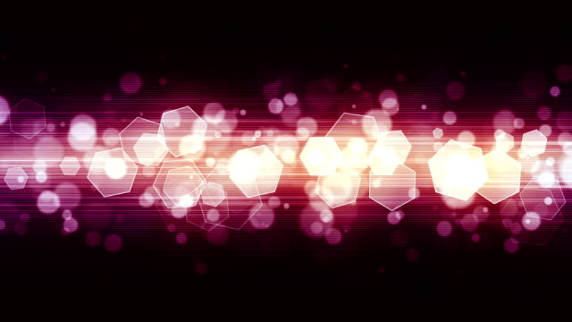 Pink Fashion Light Glitters Glowing broadcast light hexagons moving animation which is suited for broadcast, commercials and presentations. It can be used also in Fashion, Photography or Corporate animations {{asset.href}} stock videos & royalty-free footage