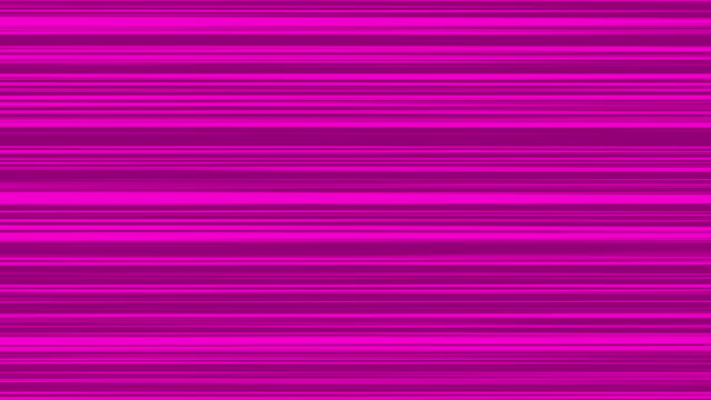 Pink Horizontal Lines Background Loop video