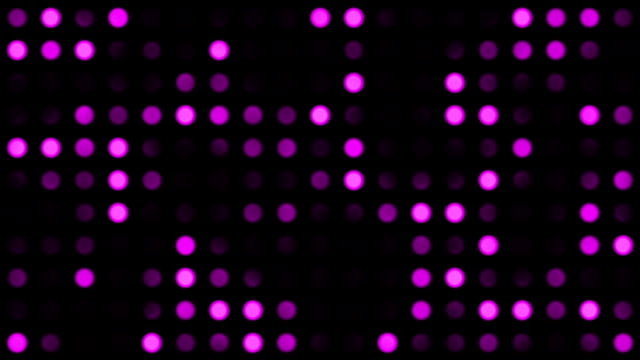 Pink Monotone Coloured Dots Background video