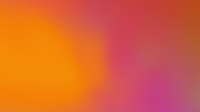 Rosa, Ultraviolett, Blau, lila Farben glatte Übergänge. Schöne bunte Neon Gradient nahtlos. Looped 3d Animation Abstrakte Smotion Design Hintergrund. – Video