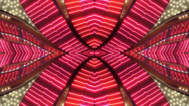 Pink X Neon Frame - Las Vegas, Nevada
