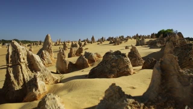 pinnacle desert sunlight video