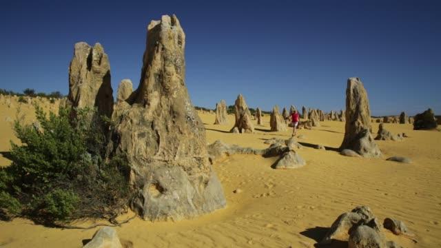 Pinnacles Desert enjoying video