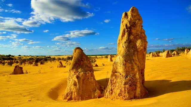 Pinnacles Western Australia video