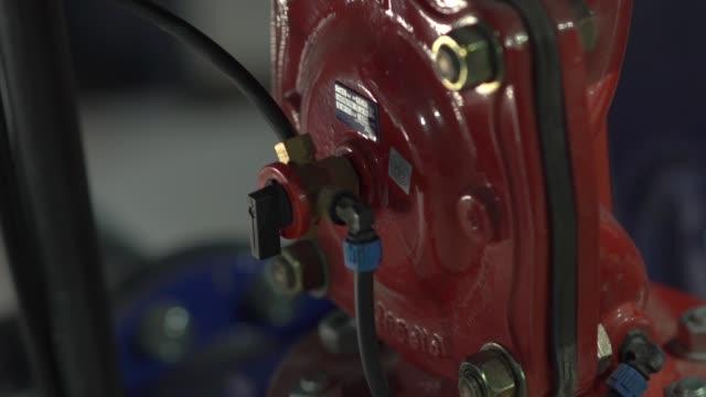 rör vatten anslutningar - barometer bildbanksvideor och videomaterial från bakom kulisserna