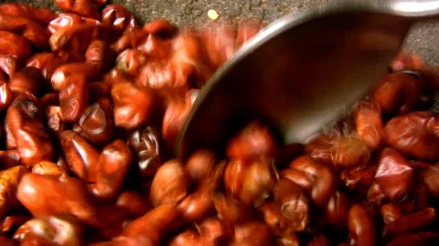 piquin pfeffer - chilli stock-videos und b-roll-filmmaterial