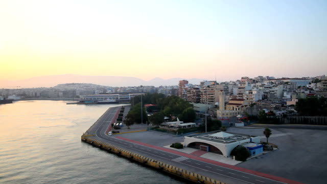 vídeos de stock, filmes e b-roll de piraeus - ática ática