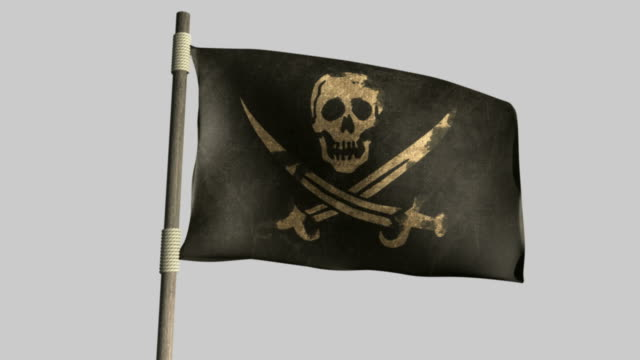Best Pirate Flag Stock Videos and Royalty-Free Footage - iStock