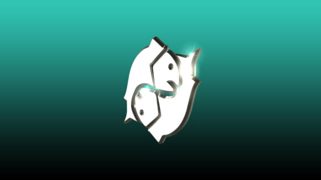 Pisces zodiac video