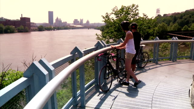 Pittsburgh Bicyclists video