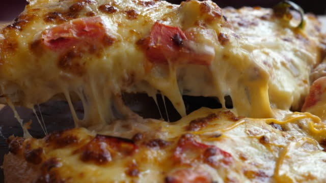 pizza slice – Video