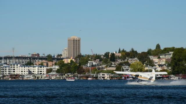 Avion de Seattle South Lake Union - Vidéo
