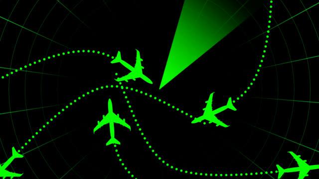Planes Radarview video
