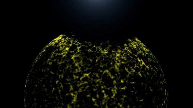 Planet Abstract Background video