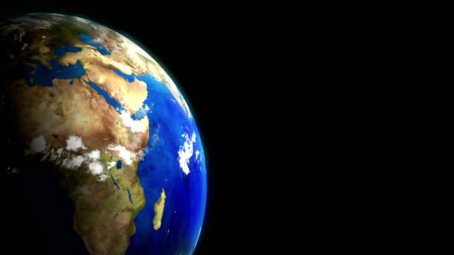 Planet earth | Blue oceans video
