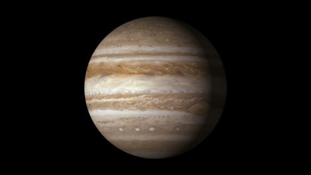 Planet Jupiter. video