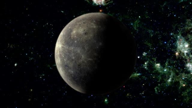 Planet Mercury video