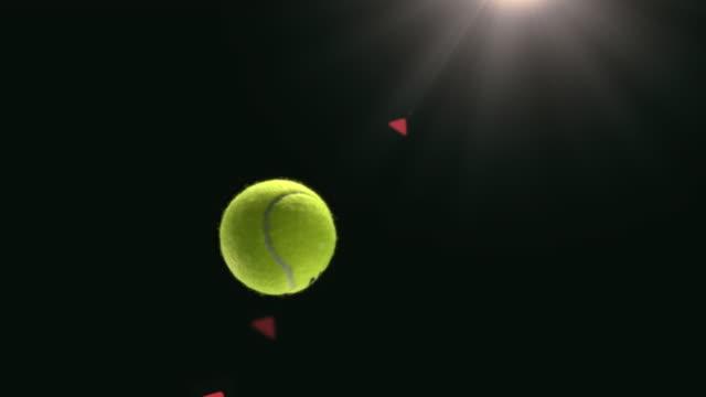 Planeta de tênis - vídeo