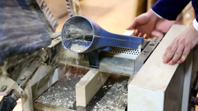 plank processing at workshop video