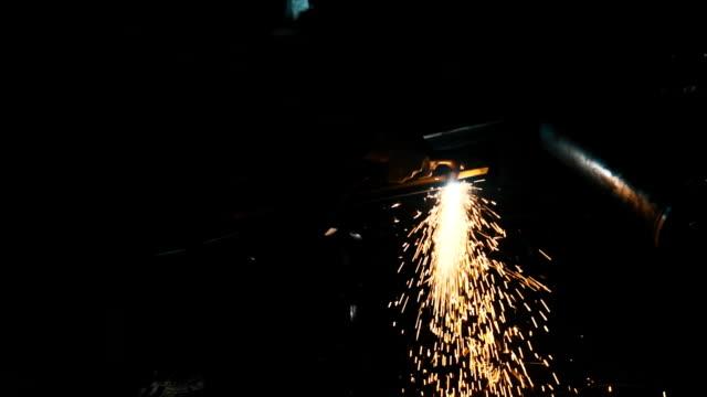 Plasma Cutter video