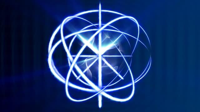 Plasma Sphere HD Loop video