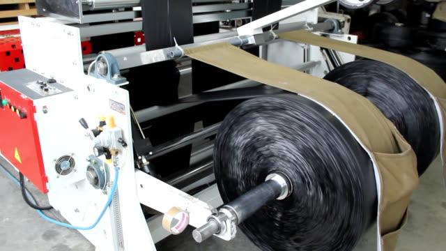 Plastic Bag Factory video