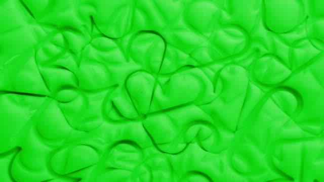 Plasticine Hintergrund – Video