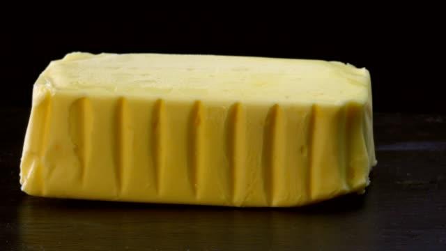 Plaque d'emballage beurre prêt à manger - Vidéo