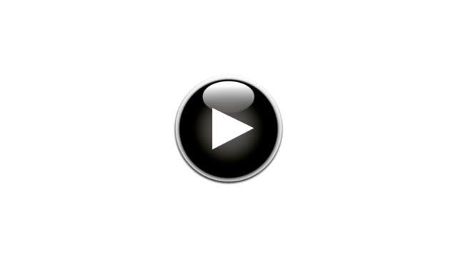 play button-rot - zahlentastatur stock-videos und b-roll-filmmaterial