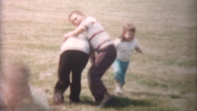 Play Fighting 1960