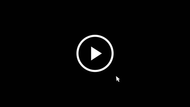 vidéos et rushes de jouer icône comme sur le joueur. - se reposer