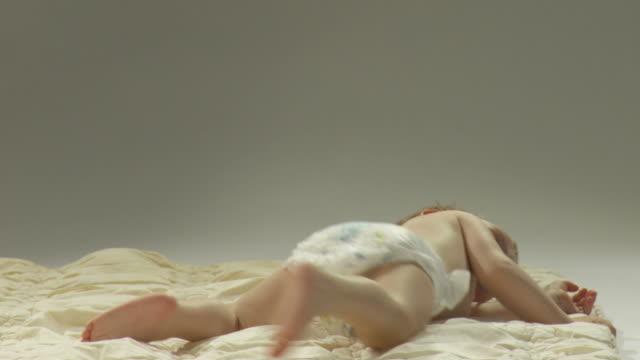 HD: Playful Toddler video