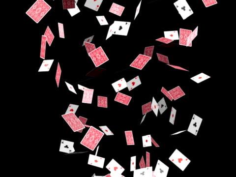 Playing Card Surge (NTSC) video