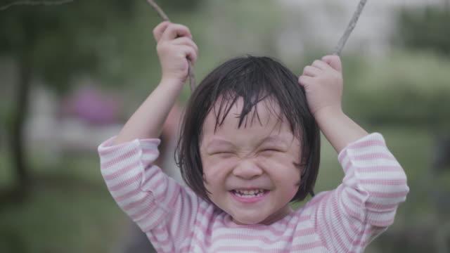 遊ぶのガーデン - child点の映像素材/bロール