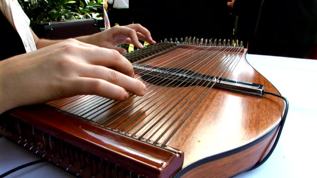 HD: Playing On A Zither