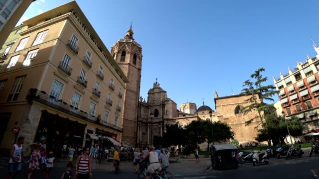 Plaza de la Reina video