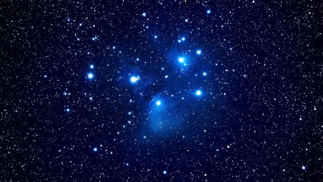 Pleiades M45 – Video