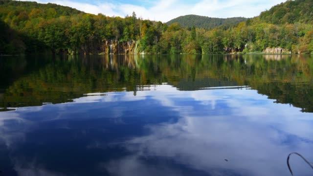 Plitvice lake in Croacia