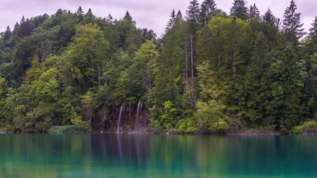 Plitvice Lakes National Park time-lapse