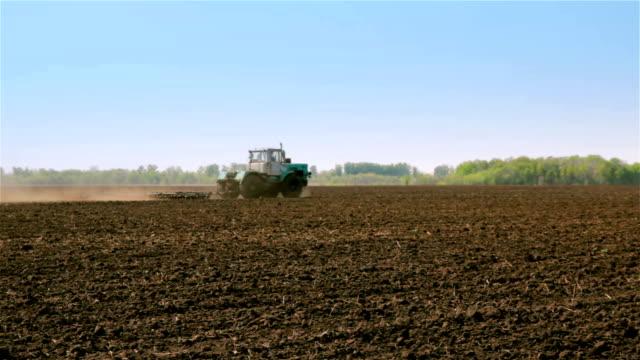 Plowing video