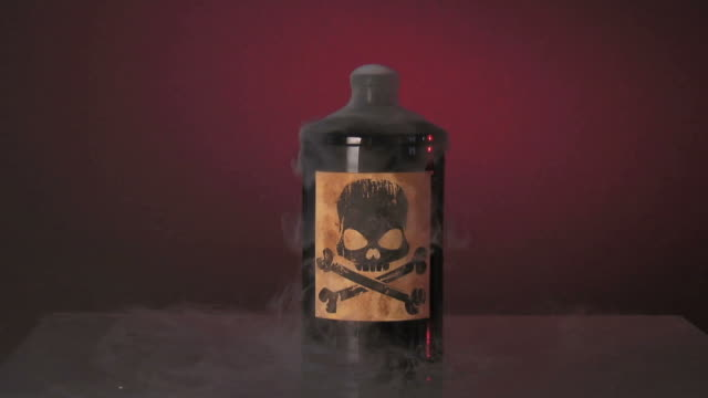 Poison Bottle 01L