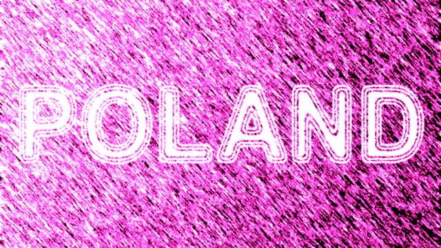 polen - polnische kultur stock-videos und b-roll-filmmaterial